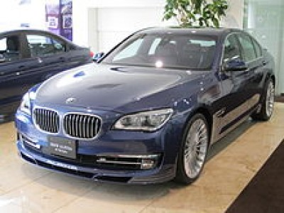 BMW 7 Series F01/ ALPINA Automobiles