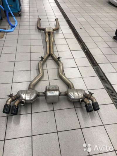 Exhaust Systems for BMW M5 | eBay