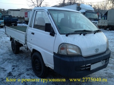 Toyota Lite Ace Truck [4WD] | DRIVE2