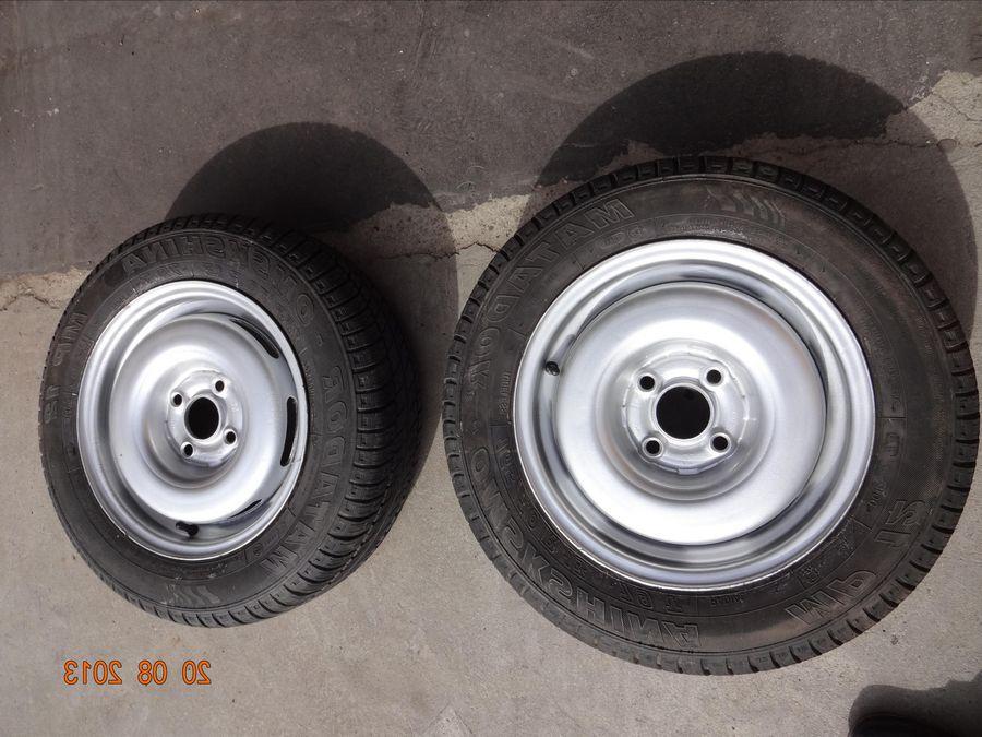 разболтовка колесных дисков на фольксваген транспортер т4